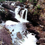 Rogie Falls, Scotland