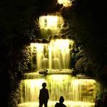Waterfall yellow