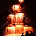 Waterfall orange