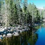 Pass Lake, Wyoming