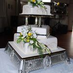 Wedding Cake & Flowers