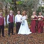 Bride & grooms Party