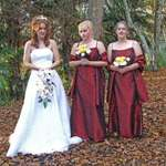 Bride & Bridsmaids