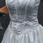 Embrodered Bodice