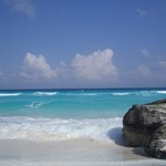 White Beach Cancun