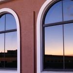 Windowed Sunset