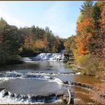 Wiscoy Creek Waterfalls 2