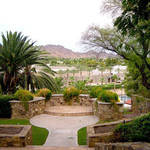 Wrigley Mansion Grounds