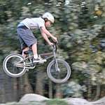Mountain Bike & High Flyin' Young Fella