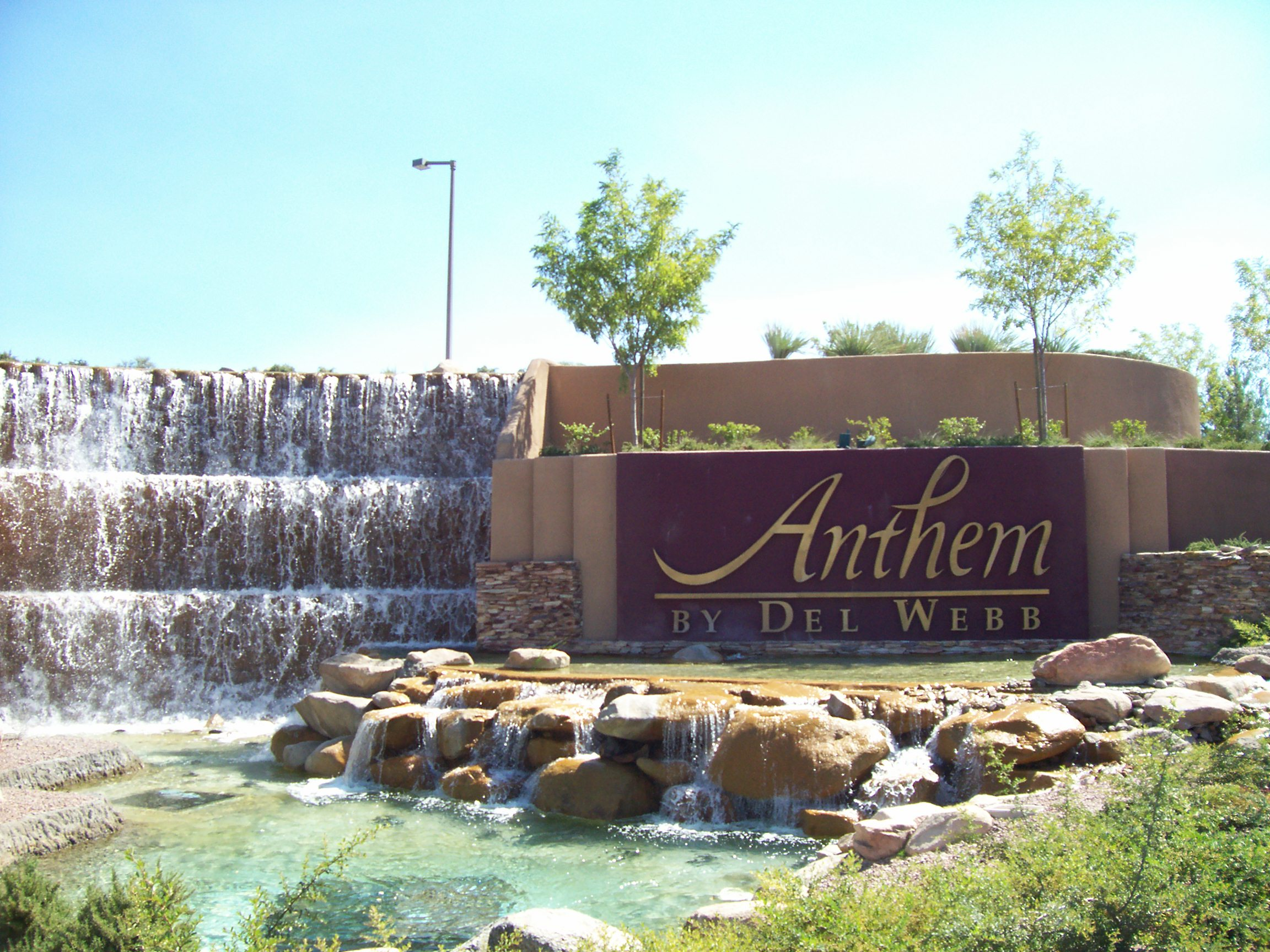 Model homes in anthem las vegas